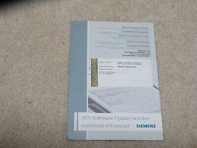 Siemens 6av6613-0aa00-0al0 Wincc Flexible Advanced Software Update License