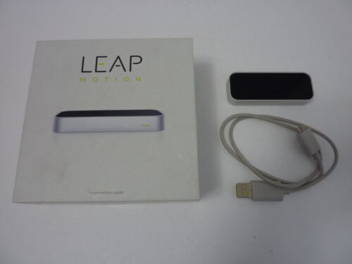 Leap Motion LM-010 VR Gesture Motion Controller Tested