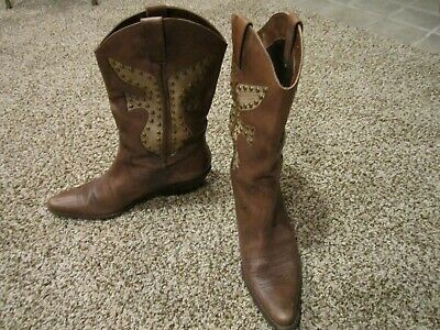 005fae880e7ae Western Cowboy Riding Boots - 4 - Trainers4Me
