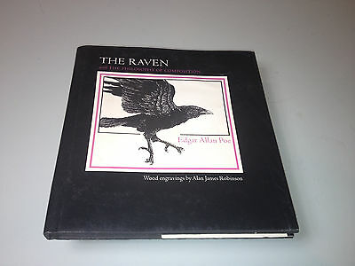 The Raven with The Philosophy of Composition by Edgar Allen Poe