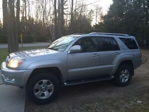 2003 Toyota 4Runner Limited - For Sale