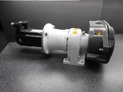 Watson Marlow 620re4 Pump Head Nord 01zx-n56c Gear Lenze Mcs 09d Servo Motor