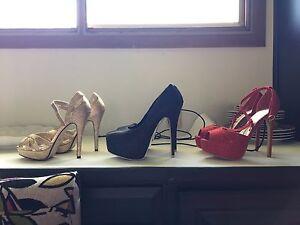 High heels $20 each