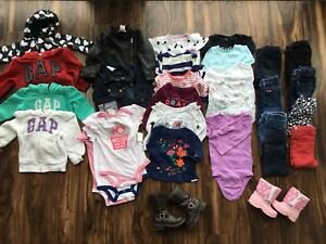 12-18 month girls fall/winter lot
