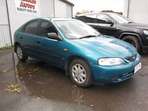1997 Ford Laser GLXi Manual Hatchback Fyshwick South Canberra Preview