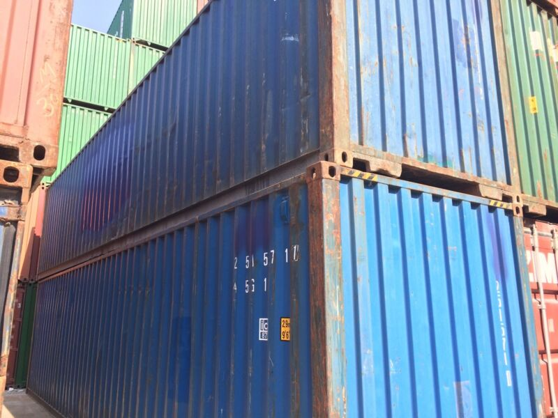 45ft Hc Shipping Container Storage Container Conex Box In Indianapolis, In