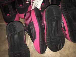 Hello kitty new black and pink girl shoes