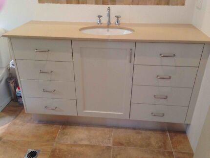Quality custom bathroom Vanity Bilgola Pittwater Area Preview