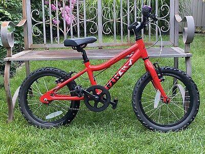 "Ridgeback MX16 Kids Bike 16"" Wheels + Stabilisers"
