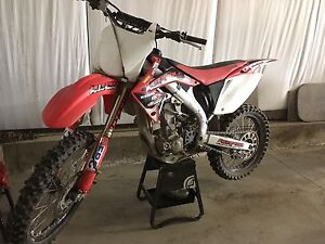 2008 CRF 450R PRICE REDUCED !