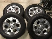 Holden Colorado 2016 wheels and tyres 17 inch Berkeley Vale Wyong Area Preview