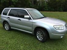2006 Subaru Forester: AWD, Low Kms, 2 Years Extended Warranty Clifton Beach Cairns City Preview