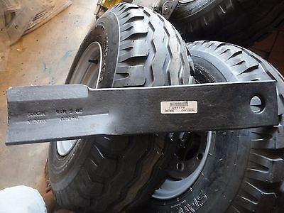 John Deere Oem Rotary Cutter Batwing Mower Blade Part W49170 Free Priority Shp