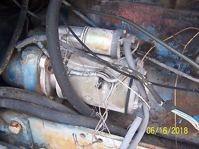 Ford Tractor 800090008600960087009700 Starter Starting Motor