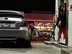 Subaru sti 2012 transfert de bail**