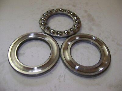 51105 Axial Thrust Ball Bearing 25mm X 42mm X 11mm 25x42x11 Frd66