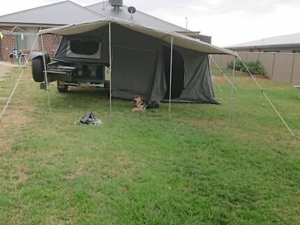 Camper Trailer Albury Albury Area Preview