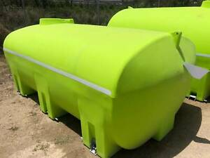 Water Cartage Tank / Fire Fighting 8,000L / New / Unused Applethorpe Southern Downs Preview