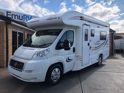 Jayco Conquest Fiat Ducato Motorhome - One Owner - Automatic. Penrith Penrith Area Preview