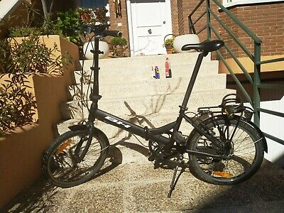 Bicicleta BH Ibiza plegable