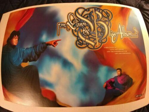 VINTAGE PM DAWN The Bliss Album 1993 Promo Poster 30X20