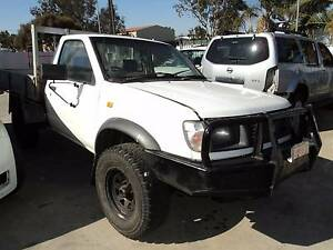 WRECKING Nissan Navara D22 QD32 3.2 DIESEL ALL PARTS Wingfield Port Adelaide Area Preview