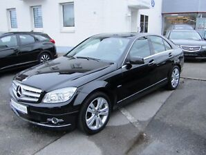 C 180 Kompressor BlueEFFICIENCY Avantgarde