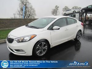 2014 Kia Forte EX | HEATED SEATS | CRUISE CONTROL | POWER PACKAG