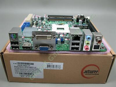 Jetway NF98 Intel QM57 LF Mini-ITX Motherboard i3 i5 i7 Mobile Processor PGA988 for sale  Shipping to India