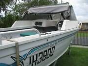 SEAHUNTER LAZER 4.95 METRE CUDDY CAB BOAT Caboolture South Caboolture Area Preview
