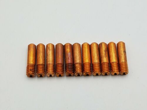 10 Pcs Profax T14050-5/64 Contact Tip MIG Gun consumable Replacement Part NOS
