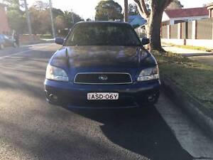 2002 Subaru Liberty Heritage