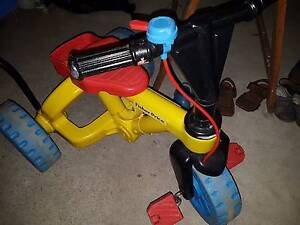USED FISHER PRICE Baby Toddler Smart Trike / Balance Bike Kingswood Mitcham Area Preview