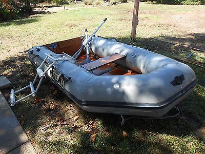 Seaworthy Inflatable Boat