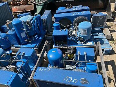Decker Foam Machine Maneurop Cmte22-3b3 Condensing Unit Compressor
