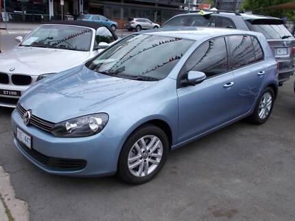 2012 Volkswagen Golf Convertible