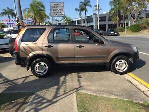 2002 HONDA CRV 4x4 SUV, rego, rwc, automatic, CHEAP!!