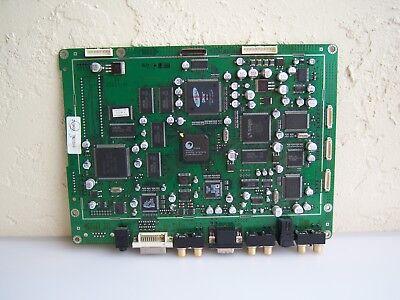 SAMSUNG SPN4235 PLASMA TV ALEXANDER PDP DIGITAL TUNER BOARD ~AA41-00836C ~TESTED