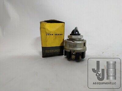 Genuine John Deere Turn Signal Switch At27651 1020 1120 2030 1830 2020 2120 3030
