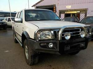 WRECKING 2006 FORD COURIER DUAL CAB 4X4 XLT V6 4.0L AUTOMATIC North St Marys Penrith Area Preview