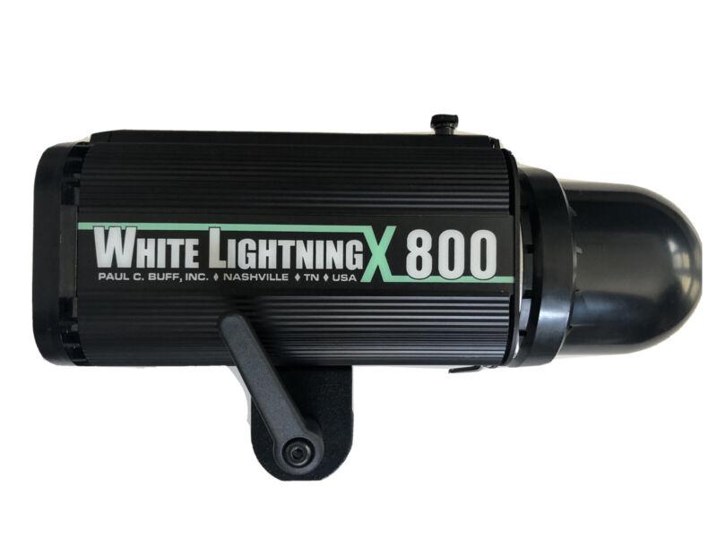 White Lightning X800 Monolight Studio Flash