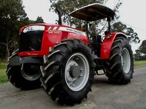 2015 Massey Ferguson 4708 Agricultural Farm Tractor Austral Liverpool Area Preview