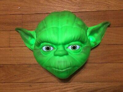 Star Wars YODA 3D FX DECO Wall Light Full Size Official Star Wars Lucasfilm Ltd ()