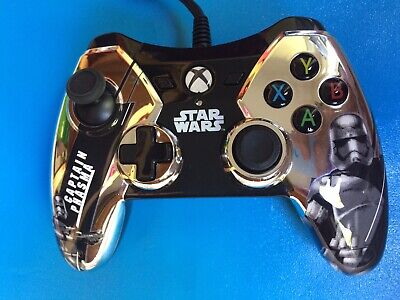 Star Wars Captain Phasma Xbox One Wired Controller for sale  Shipping to Nigeria
