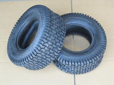 2 16x6.50-8 Turf Tires For Mtd Cub Cadet 1512