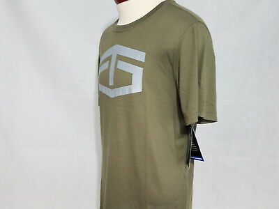1d79a10a41e5 Tapout mens Short Sleeve Graphic T shirt Tee Casual Green Tap Out Large L  NWT