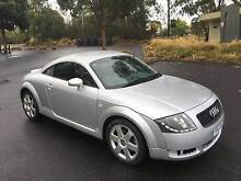 1999 Audi TT Coupe Quattro S line WITH RWC + REGO IMMACULATE COND Chadstone Monash Area Preview