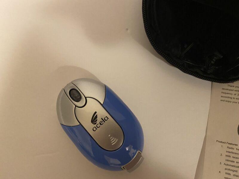Amtrak Acela Computer Mouse