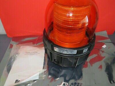 New Federal Signal 371st Commander Amber Strobe Warning Light