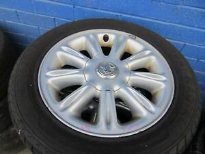 4 OF MAG WHEELS AND TYRES HOLDEN COMMODORE VT VX VY VZ 225/50R16 Smithfield Parramatta Area Preview